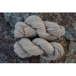 Alpaca Heather Beige 100g - Manos del Uruguay