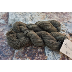 Alpaca Heather Bark 2371 50g - Manos del Uruguay